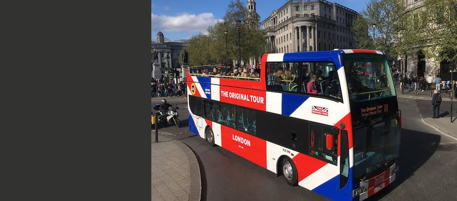 Original London Sightseeing Tour, The Original London Visitor Centre, Cardiff