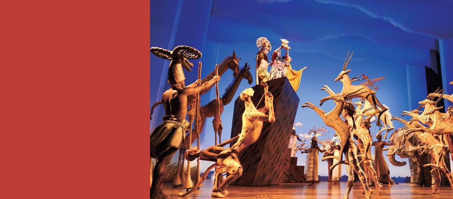 Lion King, Lyceum Theatre, Cardiff