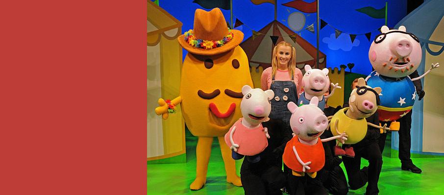 Peppa Pigs Best Day Ever, New Wimbledon Theatre, Cardiff