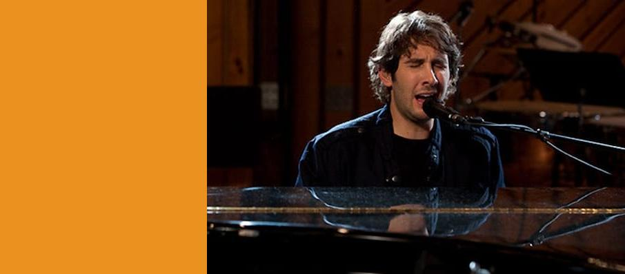 Josh Groban An Intimate Concert Event, Virtual Experiences for London, Cardiff