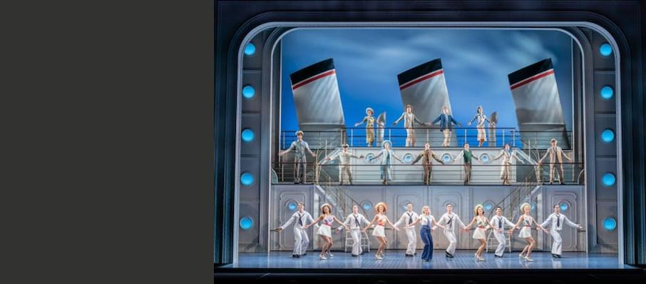 Anything Goes, Barbican Theatre, Cardiff