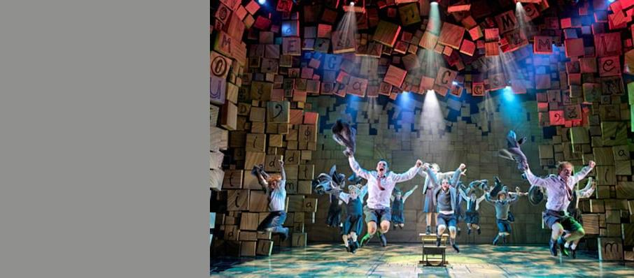 Matilda The Musical, Cambridge Theatre, Cardiff