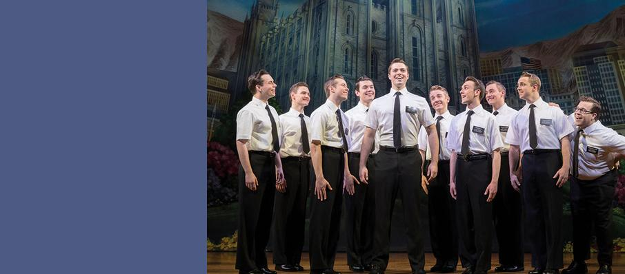 Book of Mormon, Prince of Wales Theatre, Cardiff